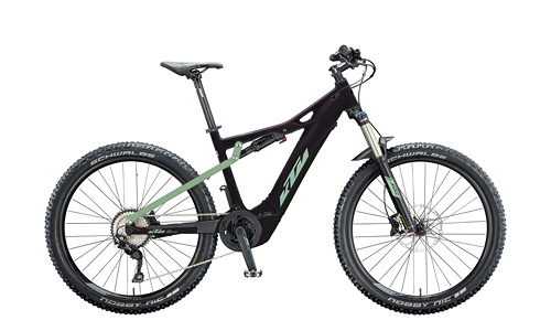 KTM E-MTB Fully MACINA LYCAN 272 GLORIOUS Biciclete electrice