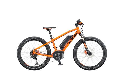 Biciclete electrice KTM E-Kids