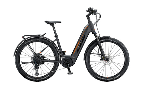 KTM E-MTB Hardtail MACINA SKAUD 271 LFC Biciclete electrice