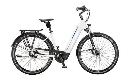 KTM E-City MACINA CITY 5 510 Biciclete electrice