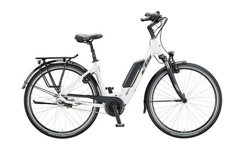 KTM E-City MACINA CENTRAL 8 RT Biciclete electrice